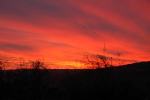 Mallorcan sunset
