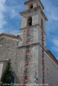 Costitx church.