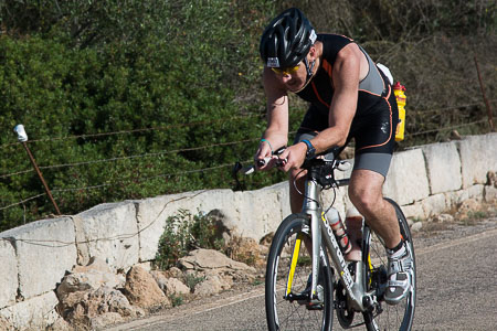 Cyclists love Mallorca's rural lanes.