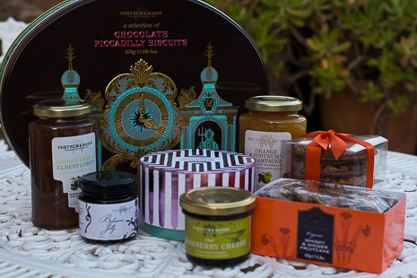 Fortnum & Mason goodies