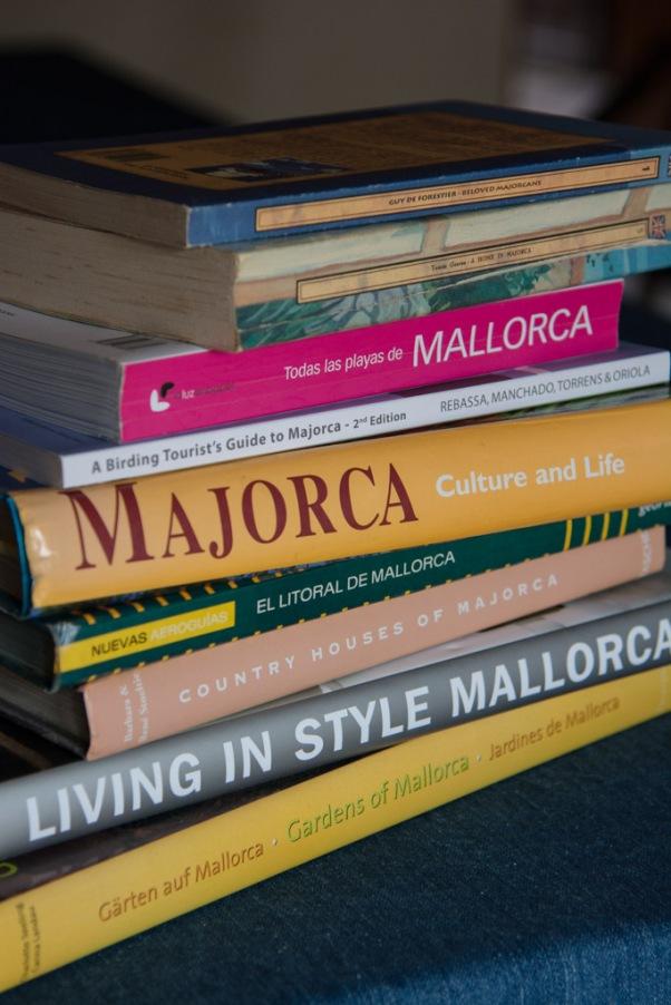 Mallorca books