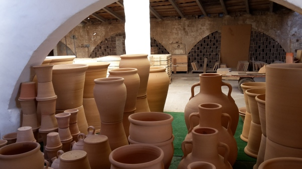 Terracotta products Mallorca