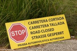 Rally sign