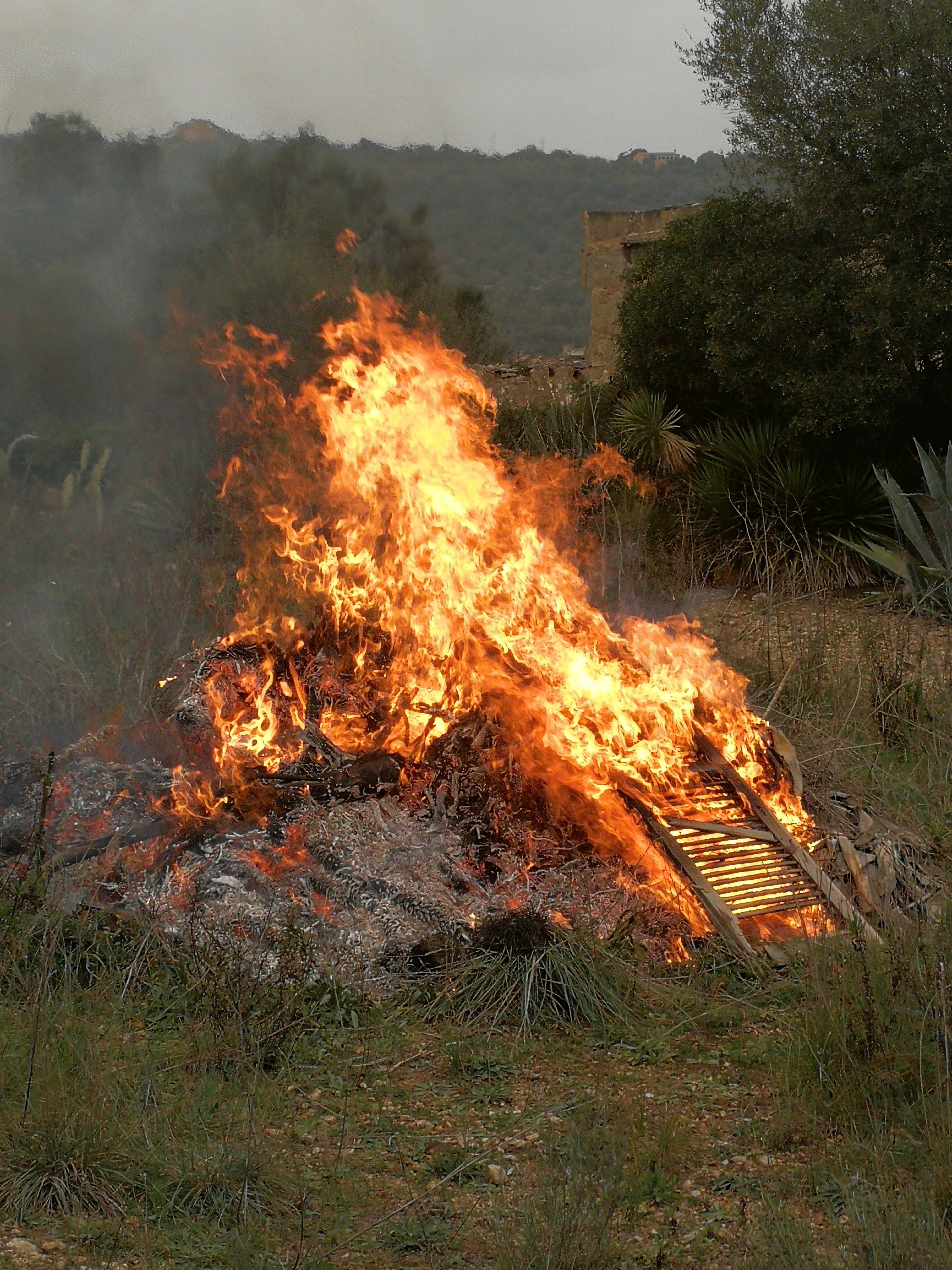 A Burning Need